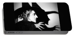 Classic Wicked Witch Of The West Portable Battery Charger