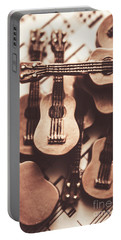 Classical Music Recording Portable Battery Charger