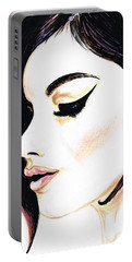 Classy Lady Portable Battery Charger by Teresa White