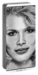 Claudia Schiffer In 1992 Portable Battery Charger