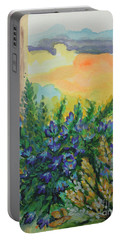 Cleansed Portable Battery Charger by Holly Carmichael