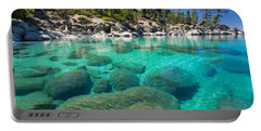 Clear Water Portable Battery Charger