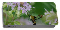 Clearwing Moth Portable Battery Charger