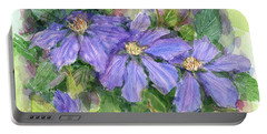 Clematis Portable Battery Charger