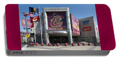 Cleveland Cavaliers The Q Portable Battery Charger