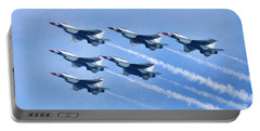 Cleveland National Air Show - Air Force Thunderbirds - 1 Portable Battery Charger