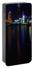 Cleveland Nightly Reflections Portable Battery Charger
