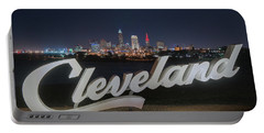 Cleveland Pride Portable Battery Charger