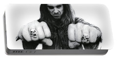 Cliff Burton Portable Battery Charger