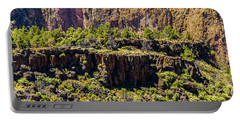 Portable Battery Charger featuring the photograph Cliff Edge by Jonny D