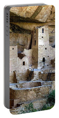 Cliff Palace Mesa Verde Portable Battery Charger