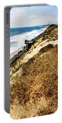 Cliff View - Carlsbad Ponto Beach Portable Battery Charger