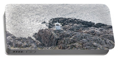 Cliffs At Kullaberg Portable Battery Charger