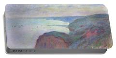 Cliffs Near Dieppe, 1897 Portable Battery Charger