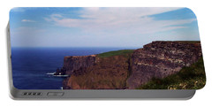 Cliffs Of Moher Aill Na Searrach Ireland Portable Battery Charger