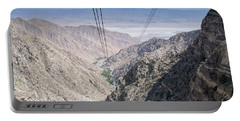 Climbing Mount San Jacinto Portable Battery Charger