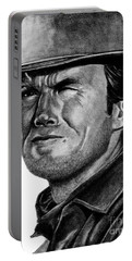 Clint Eastwood Portable Battery Charger