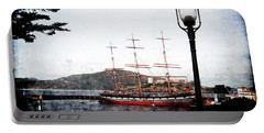 Clipper Ship Portable Battery Charger