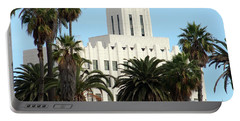 Clock Tower Building, Santa Monica Portable Battery Charger