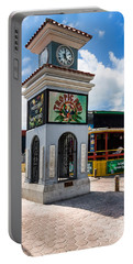 Clock Tower Portable Battery Charger