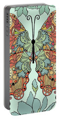Clockwork Butterfly Portable Battery Charger