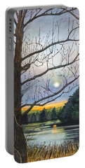 Close To Dusk Portable Battery Charger