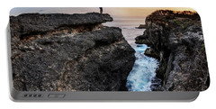 Portable Battery Charger featuring the photograph Close To Nature by Pradeep Raja Prints