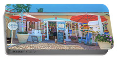 Closest Gift Shop To Cuba Key West Florida Portable Battery Charger