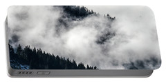 Cloud Detail Portable Battery Charger