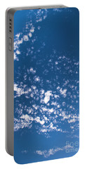 Portable Battery Charger featuring the photograph Cloud Dragon by Yulia Kazansky