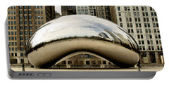 Cloud Gate - 3 Portable Battery Charger