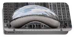 Cloud Gate Portable Battery Charger