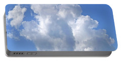 Portable Battery Charger featuring the photograph Cloud M1 by Francesca Mackenney