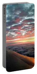 Cloud Sunrise Portable Battery Charger