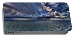 Cloudburst Portable Battery Charger by Douglas Barnard