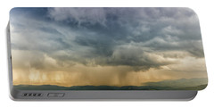 Storm Clouds - Blue Ridge Parkway Portable Battery Charger