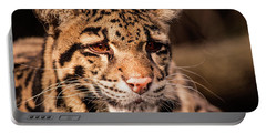 Clouded Leopard II Portable Battery Charger