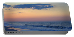 Portable Battery Charger featuring the photograph Clouded Pre Sunrise by  Newwwman