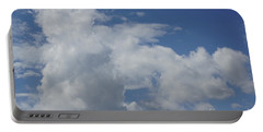 Clouds Portable Battery Charger