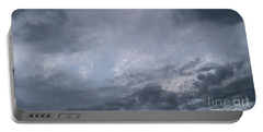 Portable Battery Charger featuring the photograph Clouds by Megan Dirsa-DuBois