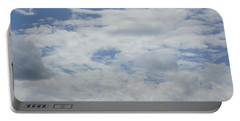 Clouds Photo IIi Portable Battery Charger