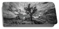 Cloudscapes 3 Portable Battery Charger