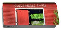 Clover Dale Farm Portable Battery Charger