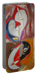 Clown And Clowns Portable Battery Charger