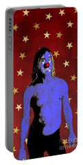 Clown Iggy Pop Portable Battery Charger