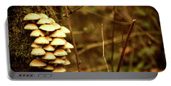 Cluster O Shrooms Portable Battery Charger