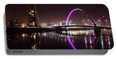 Clyde Arc Night Reflections Portable Battery Charger