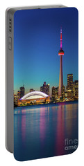 Cn Tower Rogers Centre Toronto  Portable Battery Charger