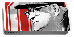 Coach Woody Hayes Portable Battery Charger