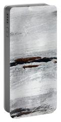 Coast # 10 Seascape Landscape Original Fine Art Acrylic On Canvas Portable Battery Charger